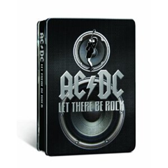 image340 AC/DC: Let There Be Rock (Ultimate Rockstar Edition in Metallbox mit Prägung, exklusiv bei Amazon.de) für 10,97 Euro zzgl. maximal 1,10 Versand