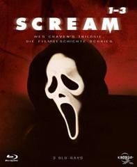 image354 Scream 1 3 Trilogie [Blu ray] für 17,99 Euro inklusive Versand