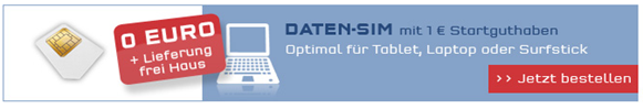 image62 RTL Daten SIM Karte für 0 Euro inklusive 1 Euro Guthaben – somit 1 1/2 Stunden Internet absolut kostenlos