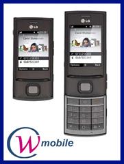 image103 LG GD550 Handy (6,1 cm (2,4 Zoll) Display, UMTS, 5 Megapixel Kamera) für 99,99 Euro