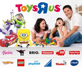 """image131 20 Euro Toys""""R""""Us Gutschein für 9,50 Euro"""