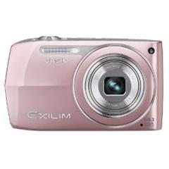 image297 Casio EXILIM EX Z2000 PK Digitalkamera (14 Megapixel, 5 fach opt. Zoom, 7,6 cm Display, Bildstabilisator) in rosa für 99 Euro