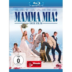 image304 Mamma Mia!   Der Film [Blu ray] für 7,99 Euro