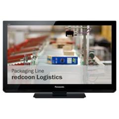 image331 Panasonic Viera TX L32C3ES 80 cm (32 Zoll) LCD Fernseher (HD Ready, 50Hz, DVB C/ T, CI+) für 269 Euro