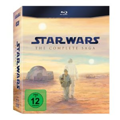 image235 Star Wars: The Complete Saga I VI [Blu ray] für 65,79 Euro