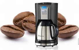 image302 Russel Hobbs Fast Brew Kaffeemaschine für 34,99 Euro