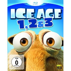 image319 Ice Age   Box Set Teil 1 3 [Blu ray] für 24,99 Euro