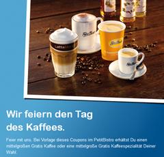 image452 Aral: Gratis Kaffee für alle Facebook Fans