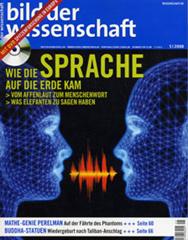 """image238 """"Bild der Wissenschaft"""" dank 75 Euro Bargeldprämie für effektive 19,80 Euro anstatt 94,80 Euro"""