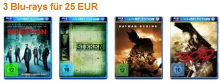 image146 3 Blu rays für 25 Euro inklusive Versand