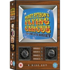 image148 Monty Pythons Flying Circus   The Complete Boxset [UK Import] für 9,99 Euro