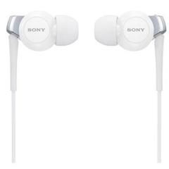 image150 Sony MDR EX 300 SLW.AE Stereo In Ear Kopfhörer weiß für 19,97 Euro