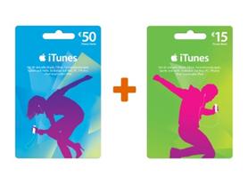 image157 GRAVIS iTunes Aktion: 50 Euro iTunes Karte kaufen und eine 15 Euro Karte geschenkt bekommen (Online fallen 5,99 Euro Versandkosten an)