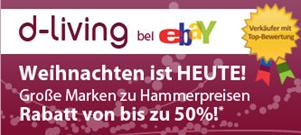 image165 d living Sale bei eBay: Fernseher, Navis, Kameras uvm.
