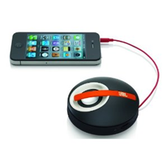 image290 Apple iPod touch MP3 Player (Facetime, HD Video, Retina Display) 32 GB in schwarz inkl. JBL on Tour micro Tragbares Lautsprecher System (Wert 43,15 Euro) für 264,50 Euro