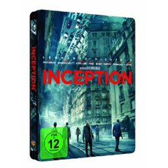 image309 Inception Steelbook [Blu ray] für 9,97 Euro