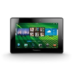 image370 BlackBerry PlayBook Tablet 64 GB (17,8 cm (7 Zoll) Display, Touchscreen, 3 MP Kamera vorne, 5 MP Kamera hinten) für 356,99 Euro