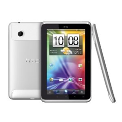 image thumb38 HTC Flyer Tablet 16GB (17.8cm (7 Zoll) Touchcreen, 5 MP Kamera, Wifi,1.3MP Front Kamera, HSPA, 16GB interner Speicher, Android OS) für 235,90 Euro