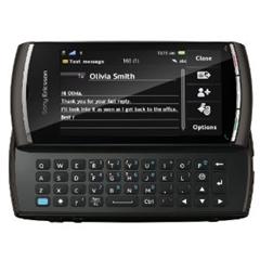 image109 Sony Ericsson Vivaz Pro Smartphone (8,1 cm (3,2 Zoll) Touchscreen, QWERTZ Tastatur, WLAN, 5.1 Megapixel Kamera, GPS, HD Video 720p) für 199,90 Euro