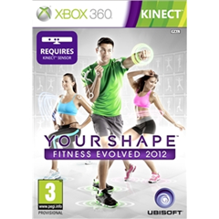 image125 Xbox Kinect: Your Shape   Fitness Evolved 2012–für 22,49 Euro