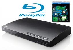 image142 Sony BDP S185 Blu ray Player inkl. Blu ray The Green Hornet für 66,94 Euro inkl. Versand