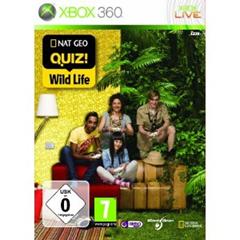 image144 [xBox360] Nat Geo Quiz: Wild Life für 9,99 Euro (zzgl. max. 3 Euro Versand)