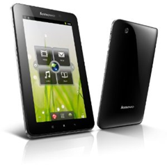 image358 Lenovo A1 17,8 cm (7 Zoll) Tablet PC (TI 3622, 1GHz, 512MB RAM, 16GB Flash Speicher, Android OS) für 159 Euro