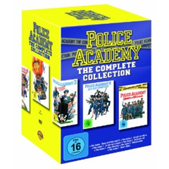 image142 Police Academy – The Complete Collection (7 DVDs) für 10,97€ zzgl. max 1,80€ Versand
