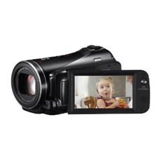 image207 Canon LEGRIA HF M46 Flash Camcorder (SDXC/SDHC/SD Slot, 10 fach Zoom Dynamic IS, 7,5 cm (3,0 Zoll) Touch Display) für 345,90 Euro