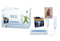 image275 Nintendo Wii »Just Dance Set« inkl. Just Dance 2 ab 89,99 Euro