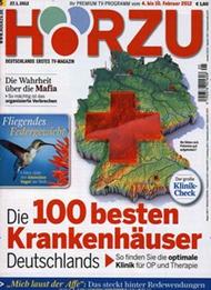 image289 Jahresabo der Hörzu für 6,20 Euro anstatt 96,20 Euro