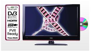 image314 XORO HTC 2232 S LED Fernseher mit integriertem DVD Player + Aufnahme über USB für 169 Euro
