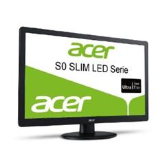 image316 Acer S230HLBbd 58,4 cm (23 Zoll) Slim LED Monitor (Full HD, VGA, DVI, 5ms Reaktionszeit) für 111 Euro