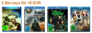 image317 2 Blu rays für 18 Euro inklusive Versand