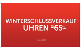 image32 Amazon: Winterschlussverkauf bei Uhren    bis zu 65%