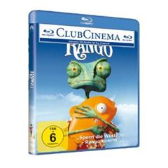 image332 Rango [Blu ray] für 9,90 Euro