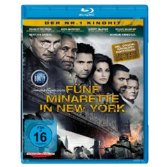 image334 Fünf Minarette in New York (Five Minarets in New York)   Kinofassung [Blu ray] für 5,95 Euro