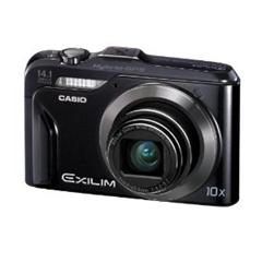 image36 Casio Exilim EX H20G GPS Digitalkamera (14 Megapixel, 10 fach opt, Zoom, 7,6 cm (3 Zoll) Display, bildstabilisiert) schwarz für 119,97 Euro