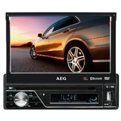 image156 AEG AR 4026 Autoradio (DVD/CD, 17,5 cm (7 Zoll) LCD Display, Touchscreen, SD Kartenslot, USB) für 159 Euro