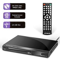 image187 Polaroid DVD Player inkl. USB 2.0 Wiedergabe + 4 Gratisartikel für 22,94 Euro