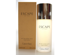 image313 CALVIN KLEIN   Escape Men Eau de Toilette 100 ml für 21,49 Euro