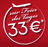 image337 Air Berlin: 333.333 Tickets ab 33 Euro