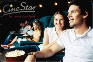 1311775764152 4 CineStar Kinogutscheine plus Popcorn für 28 Euro