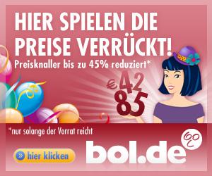 10 Euro Gutschein für alle Neukunden bei BOL.de