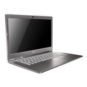 Acer Aspire S3-951-2464G24iss 33,8 cm (13,3 Zoll) Ultrabook (Intel Core i5 2467M, 1,6GHz, 4GB RAM, 256GB SSD, Intel HD 3000, Win 7 HP)