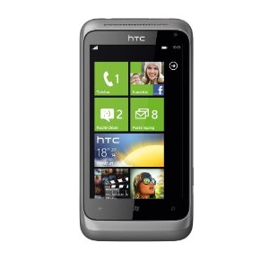 41bfllbyewl. sl500 aa300  HTC Radar Smartphone (9,6 cm (3,8 Zoll) Touchscreen Display, 5 Megapixel Kamera, GSM, UMTS, HSDPA, WiFi, micro USB 2.0, Windows Phone 7.5) für 199,90€