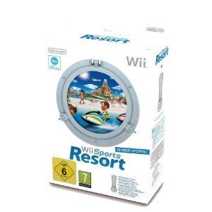 41ds19twnrl. sl500 aa300  Wii Sports Resort inkl. Wii Motion Plus für 21,99€ incl. Versand