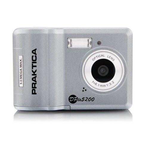 41erl8mcvgl. ss500  Praktica DPix 5200 Digitalkamera für 42€