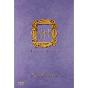 41vebd1rxsl. sl500 aa300  Friends Superbox (Staffeln 1 bis 10) (41 DVDs) für 59,97€