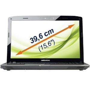 MEDION MD 98760 P6812 Notebook HD LED Marathon 15,6